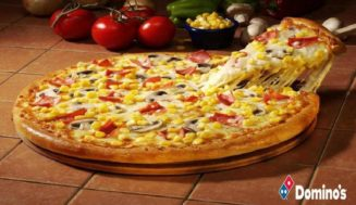 Dominos Offer : Any 2 Medium Hand Tossed Pizzas of Rs 440 for Rs 299 each – All Users