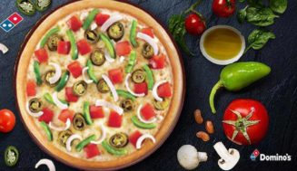 Dominos Veg Pizzas Offers